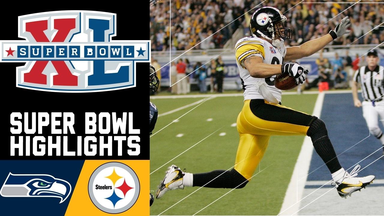 Super Bowl Xl Recap: Seahawks Vs. Steelers   Nfl throughout Steelers Last Super Bowl