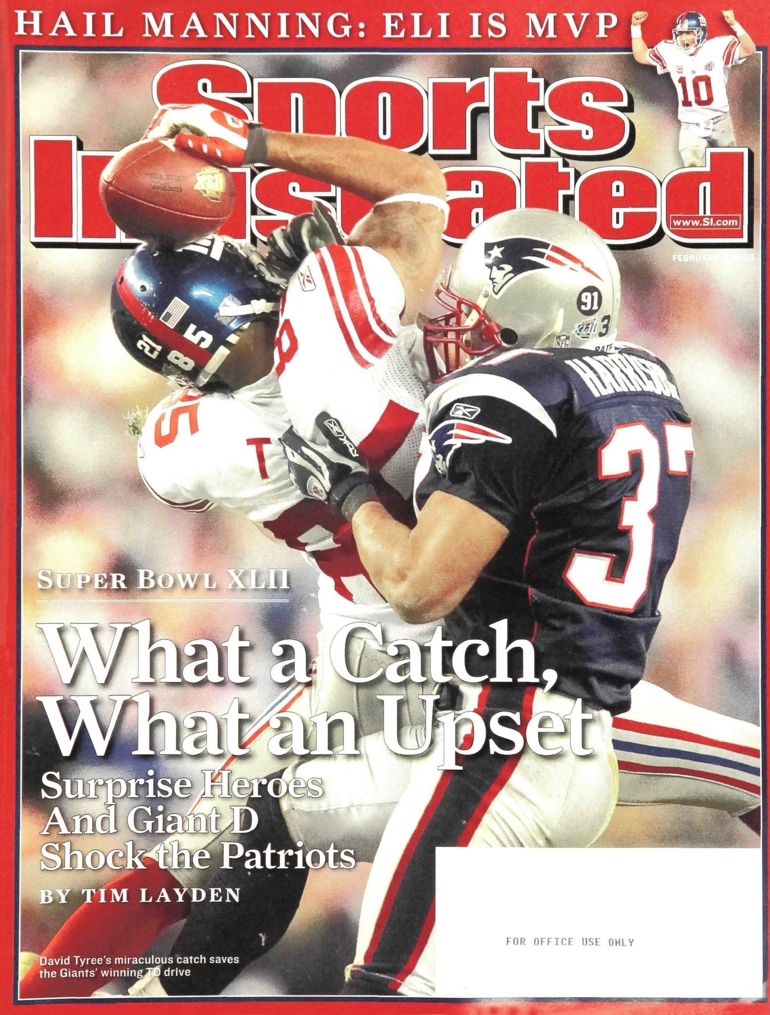 Super Bowl Xlii: Eli Manning, Giants Stun Perfect Patriots with Giants Patriots Super Bowl
