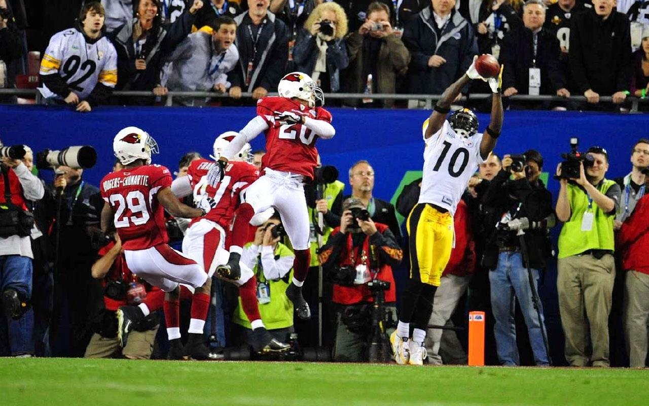Super Bowl Xliii: Pittsburgh Steelers Down Arizona Cardinals with Steelers Cardinals Super Bowl