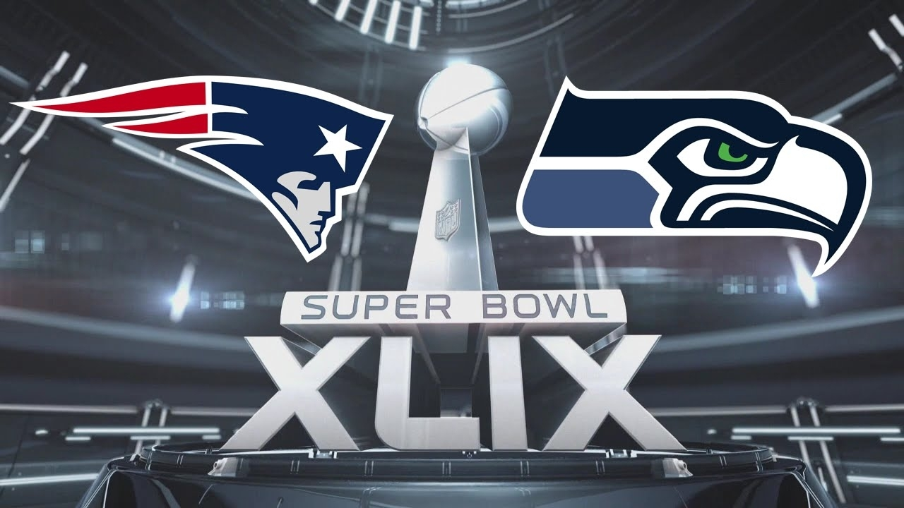 Super Bowl Xlix New England Patriots Vs Seattle Seahawks 2015 Madden 15 with Seahawks Super Bowl 2015