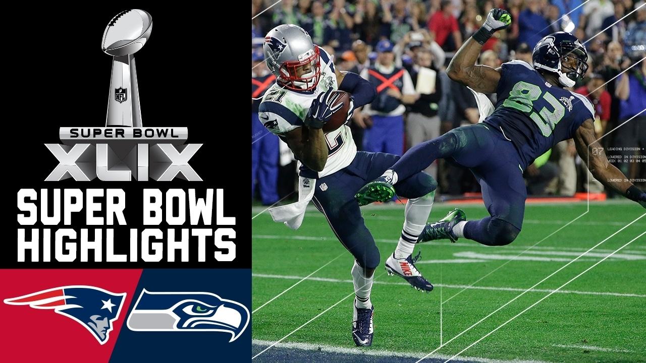 Super Bowl Xlix Recap: Patriots Vs. Seahawks | Nfl for Patriots Seahawks Super Bowl