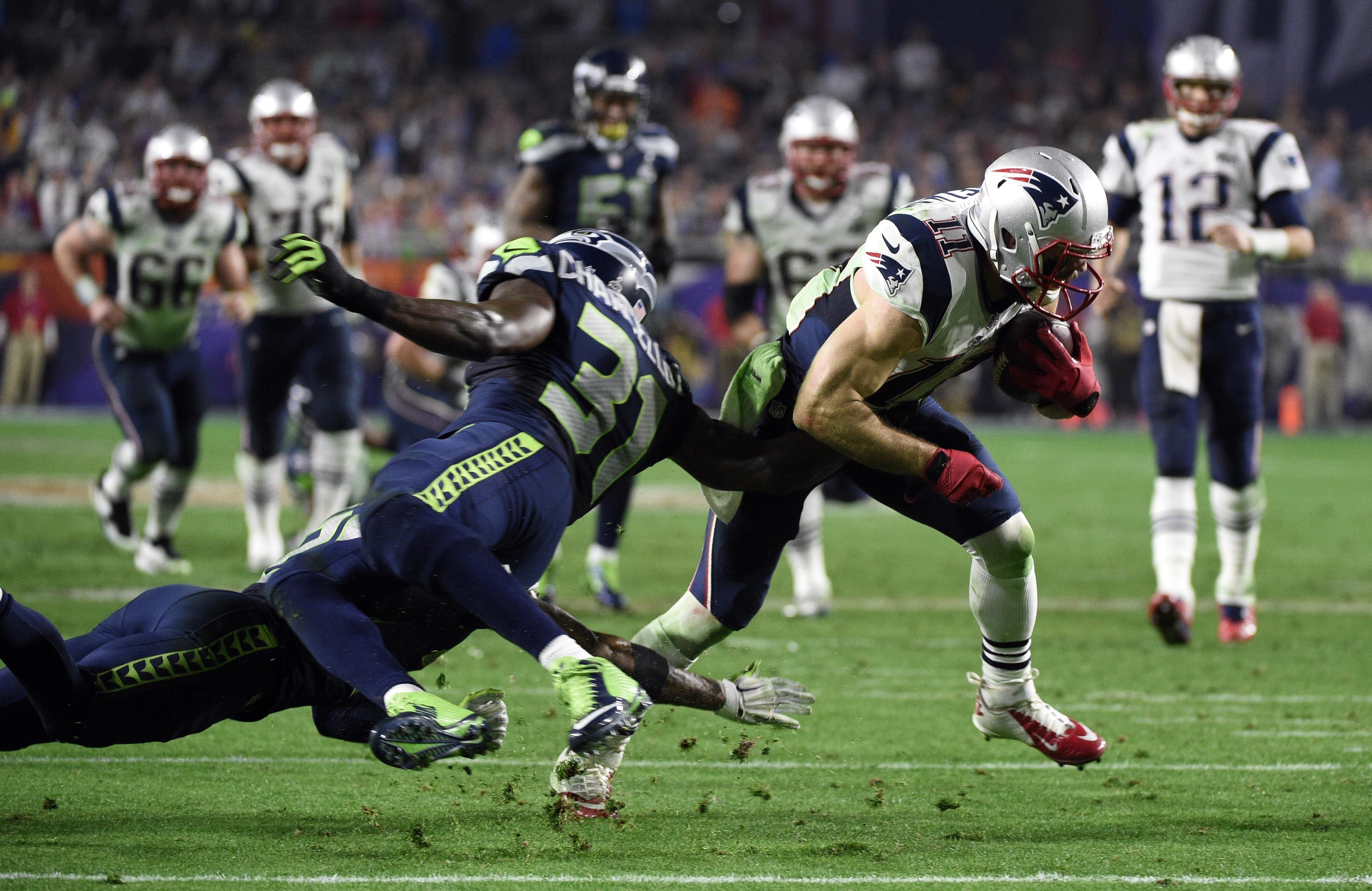 Super Bowl Xlix Report Card: Patriots Ace Finals Week with regard to Patriots Seahawks Super Bowl