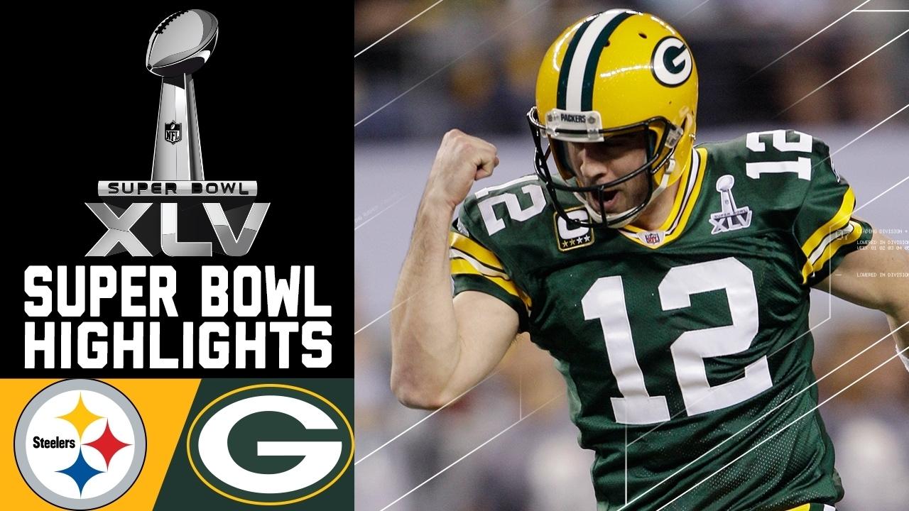 Super Bowl Xlv Recap: Steelers Vs. Packers   Nfl throughout Steelers Last Super Bowl