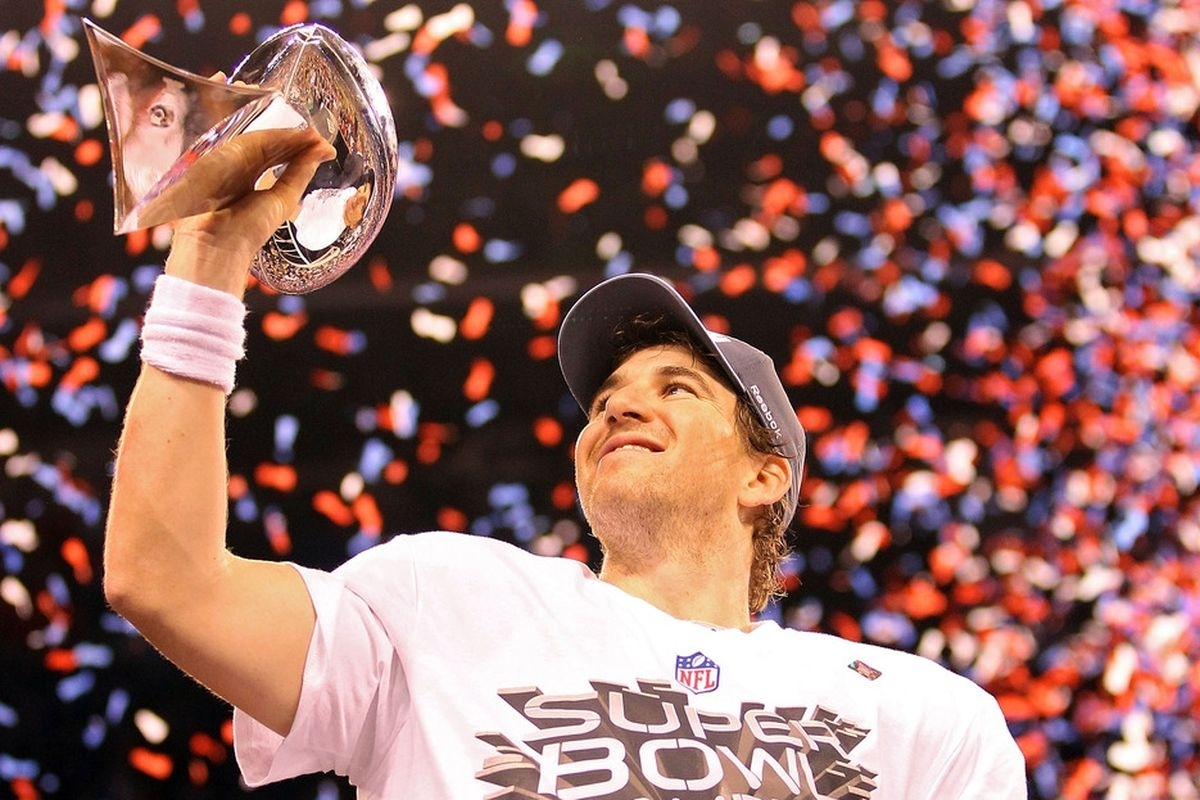 Super Bowl Xlvi: Eli Manning And The Meaning Of 'elite inside Eli Manning Super Bowl