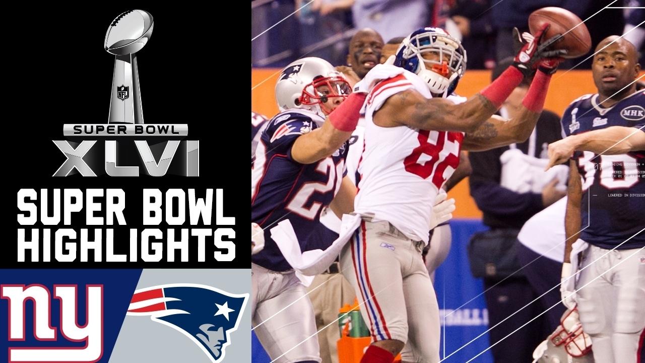 Super Bowl Xlvi Recap: Giants Vs. Patriots | Nfl with regard to Giants Patriots Super Bowl