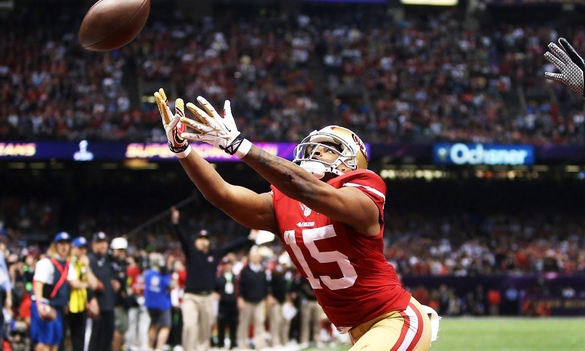 Super Bowl Xlvii Mic'd Up: Colin Kaepernick & 49Ers Final Drive Comes Up  Short | Nfl Films' Sound Fx intended for Ravens 49Ers Super Bowl