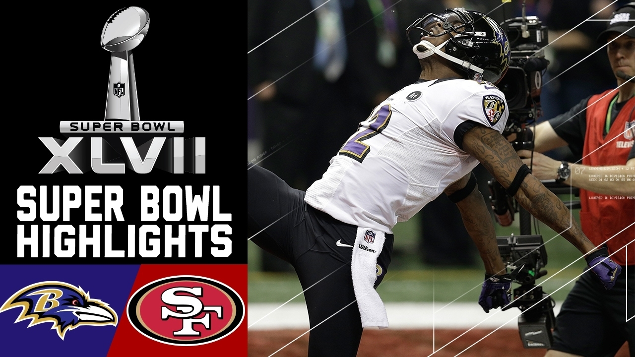 Super Bowl Xlvii Recap: Ravens Vs. 49Ers | Nfl regarding Ravens 49Ers Super Bowl