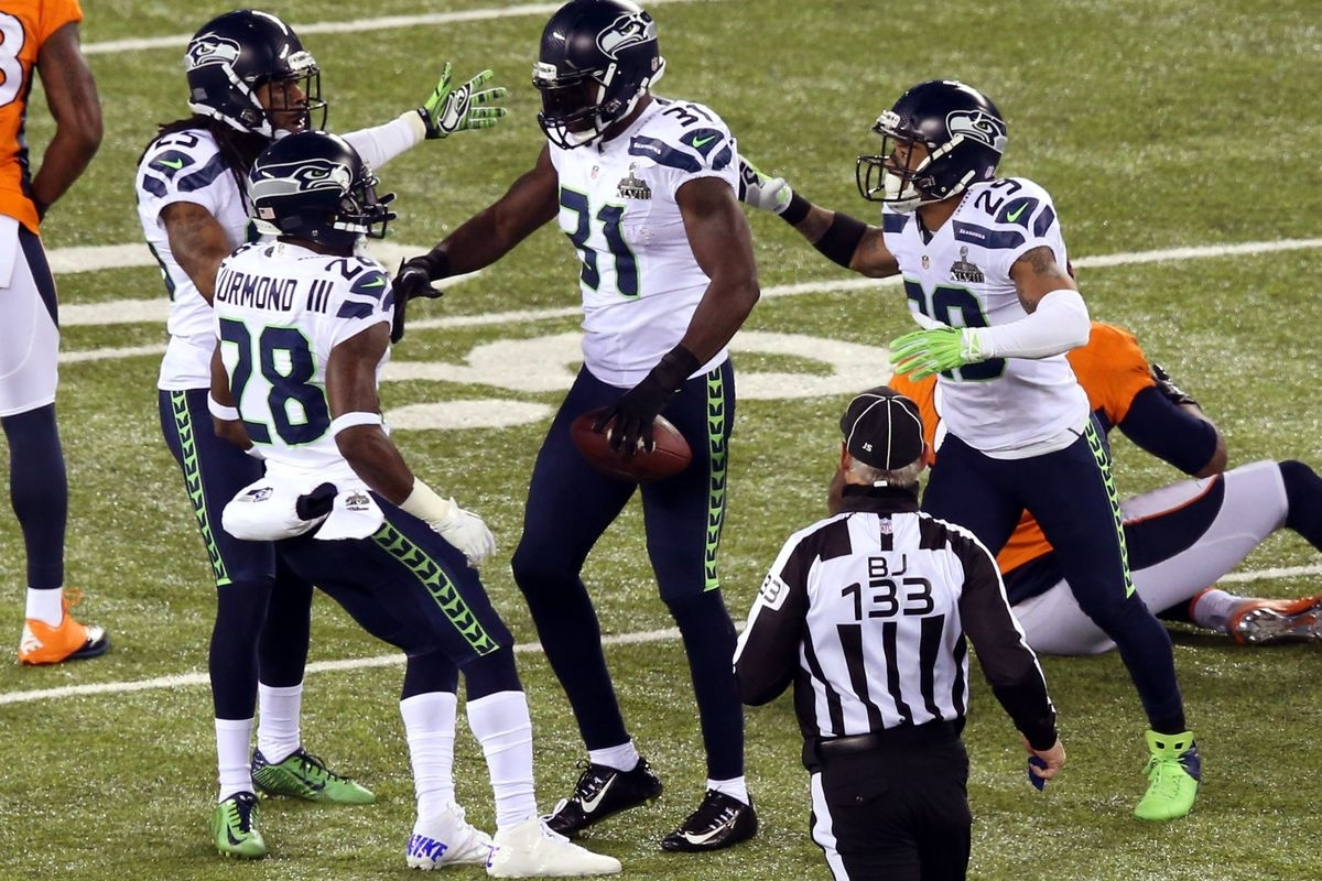 Super Bowl Xlviii: Seahawks Vs Broncos Xs & Os, Matchups intended for Seahawks Broncos Super Bowl