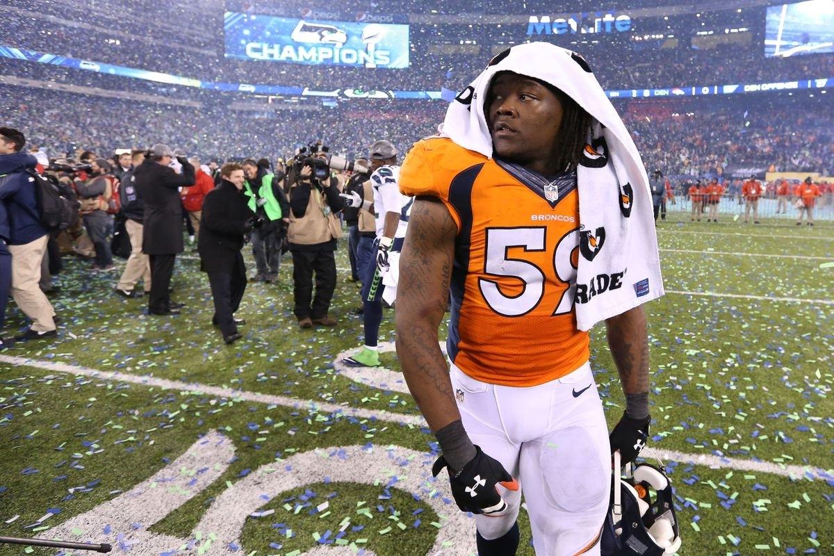 Super Bowl Xlviii: Seattle Seahawks 43, Denver Broncos 8 in Seahawks Broncos Super Bowl