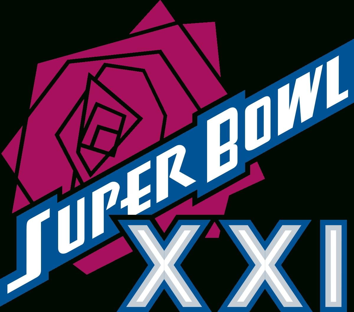 Super Bowl Xxi - Wikipedia inside Super Bowl 53 Mvp Vote Text Number