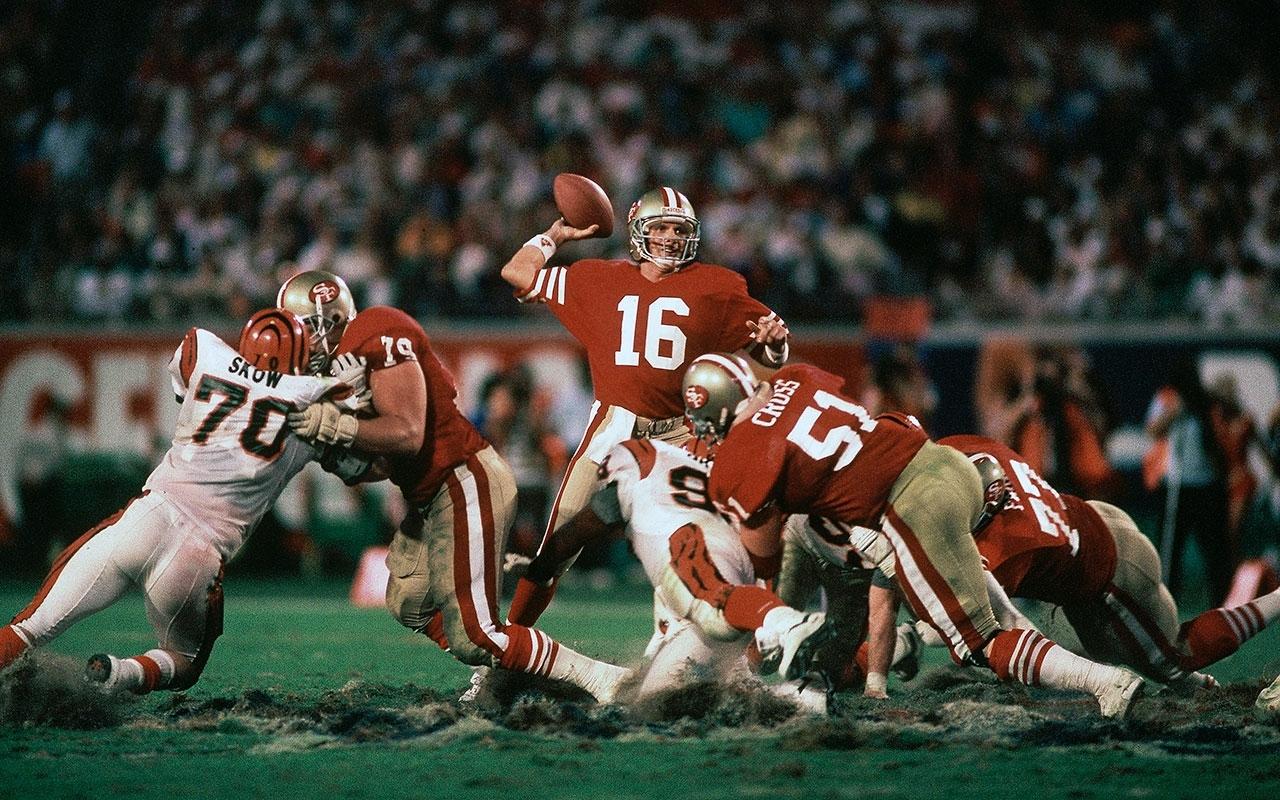 Super Bowl Xxiii: Joe Montana, 49Ers Knock Bengals Cold | Vault throughout Joe Montana Super Bowl