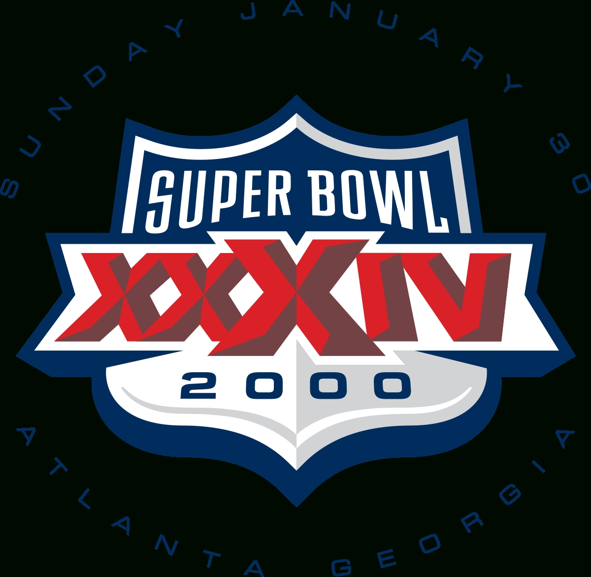 Super Bowl Xxxiv - Wikipedia for Have The Rams Ever Won A Superbowl
