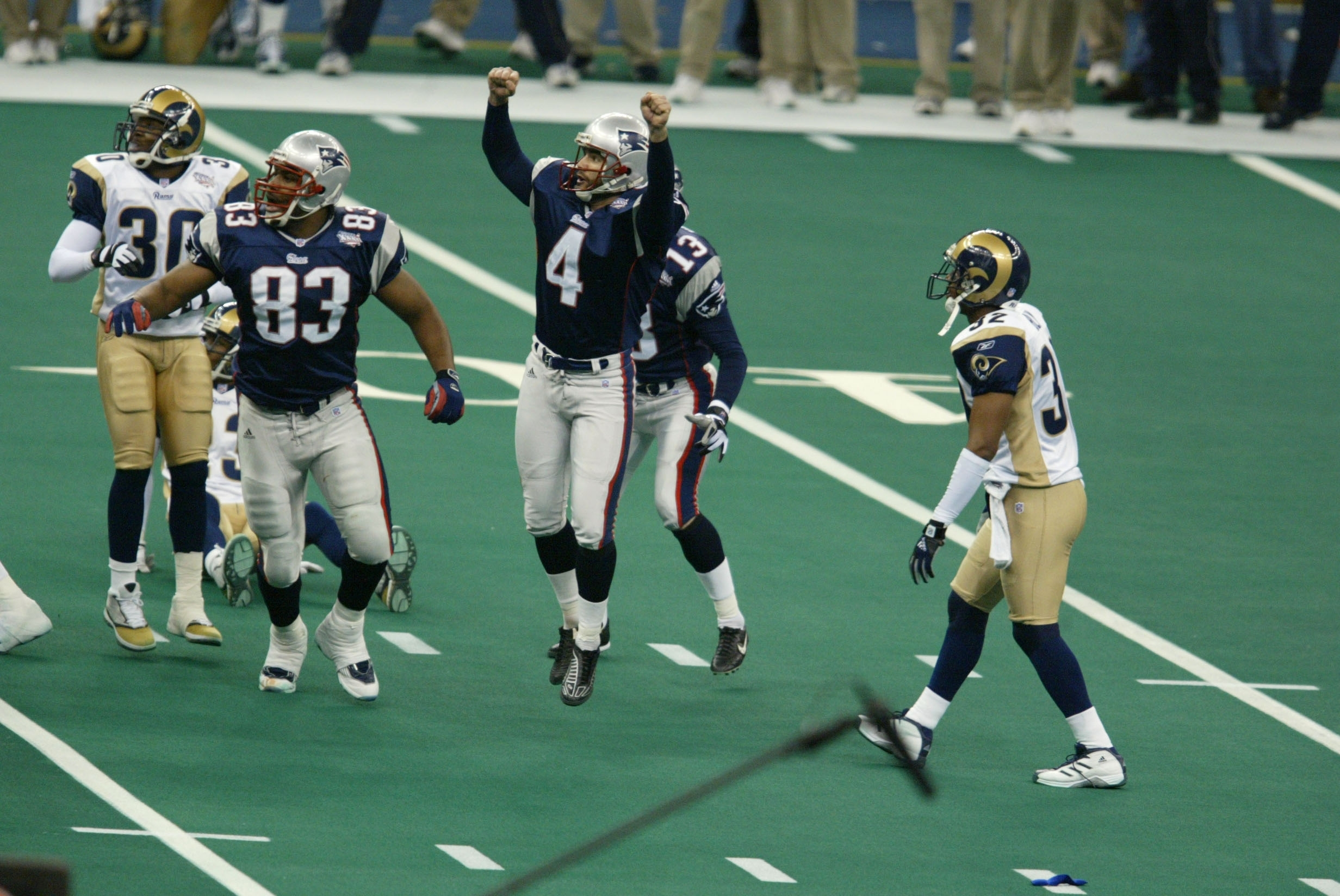 Super Bowls In New Orleans: A Video History - Super Bowls In regarding Patriots First Super Bowl