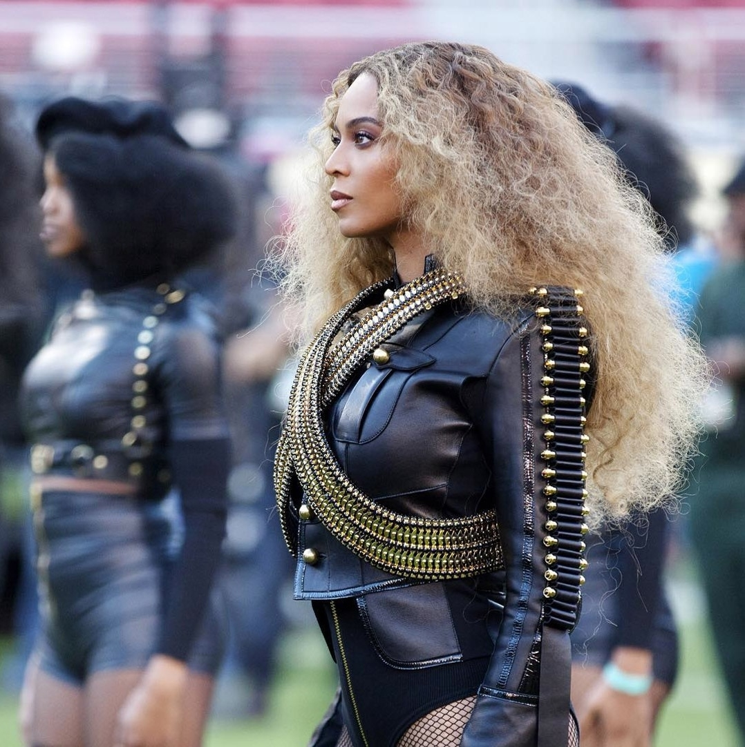 Superbowl 2016: Beyoncé In Dsquared2 – Dsquared2 regarding Beyonce Super Bowl 2016