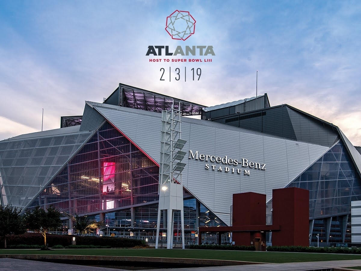 Superbowl Liii Brings Big Business To Atlanta - Atlanta with Super Bowl Attendance 2018