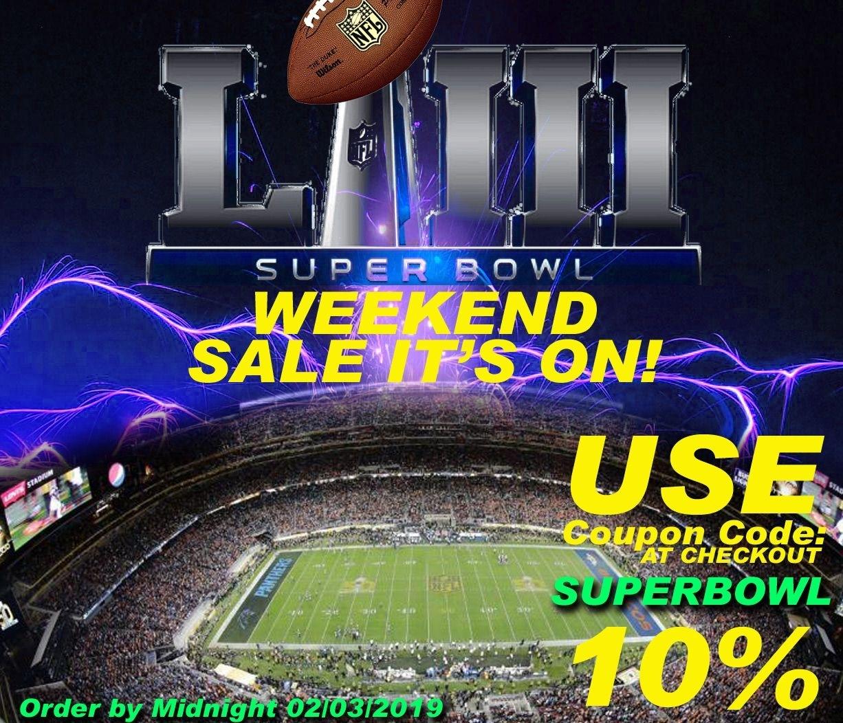 Superbowl Promo 2019 | Elitelimit Ads Promotions | Super within Super Bowl Weekend 2019
