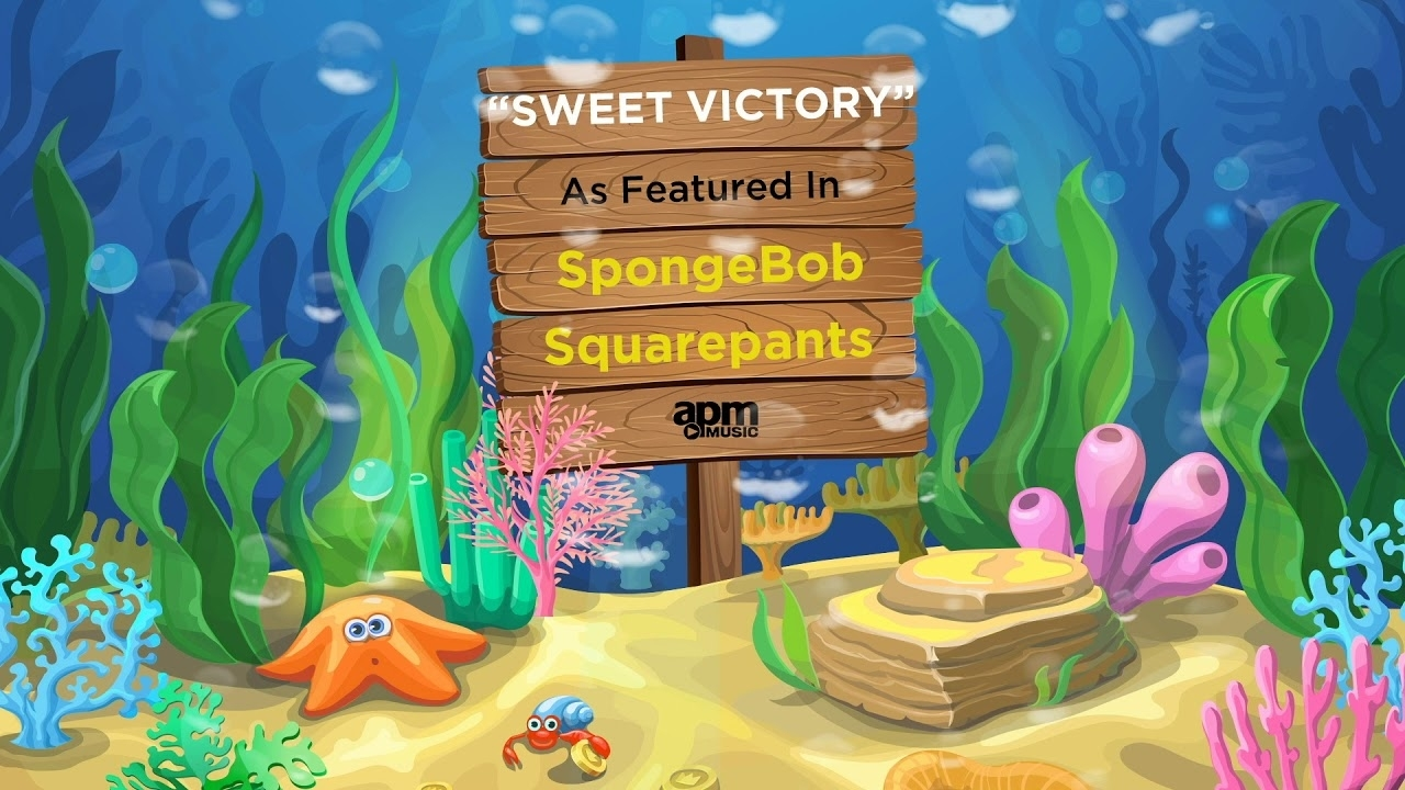 Sweet Victory - As Featured In Spongebob Squarepants within Spongebob Squarepants Sweet Victory
