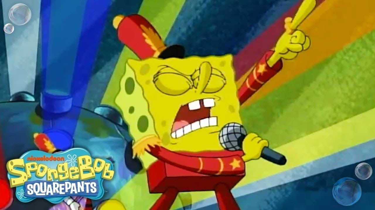 """""""sweet Victory"""" Performance ? Band Geeks   Spongebob with Spongebob Squarepants Sweet Victory"""