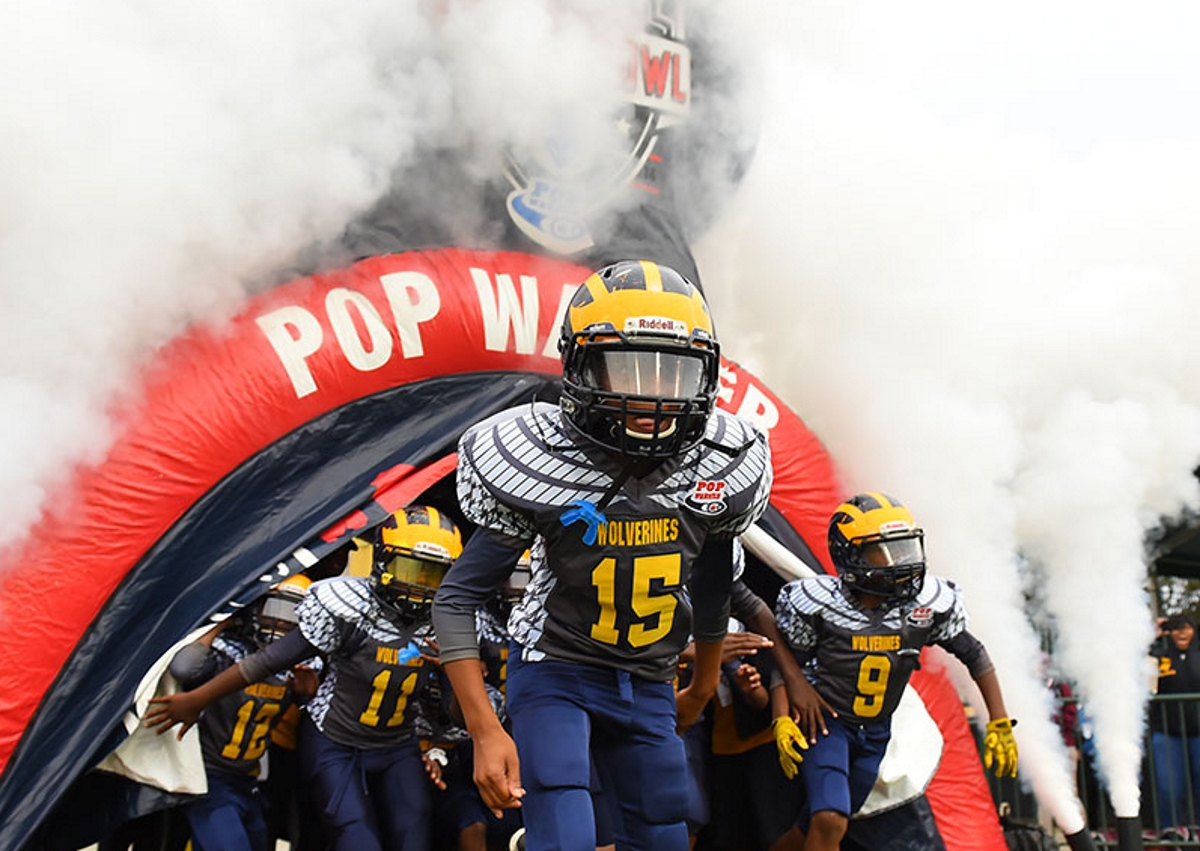 Teams From Finland, Panama And Mexico Featured In Pop Warner within Pop Warner Super Bowl