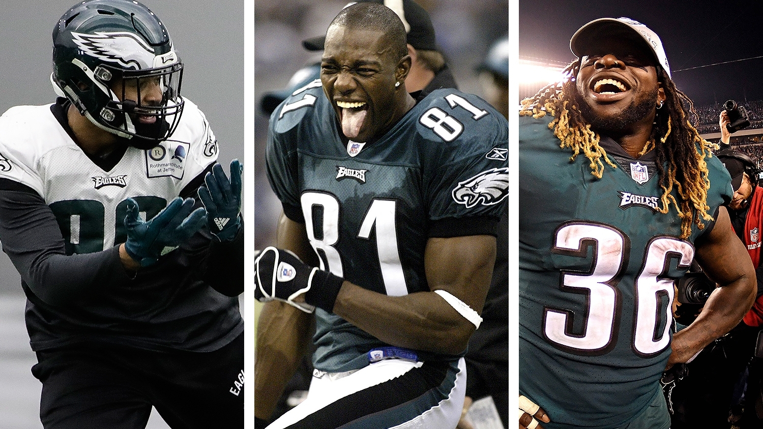 Terrell Owens' Hof Case, Eagles Rookies, And More In Roob's with regard to Terrell Owens Super Bowl