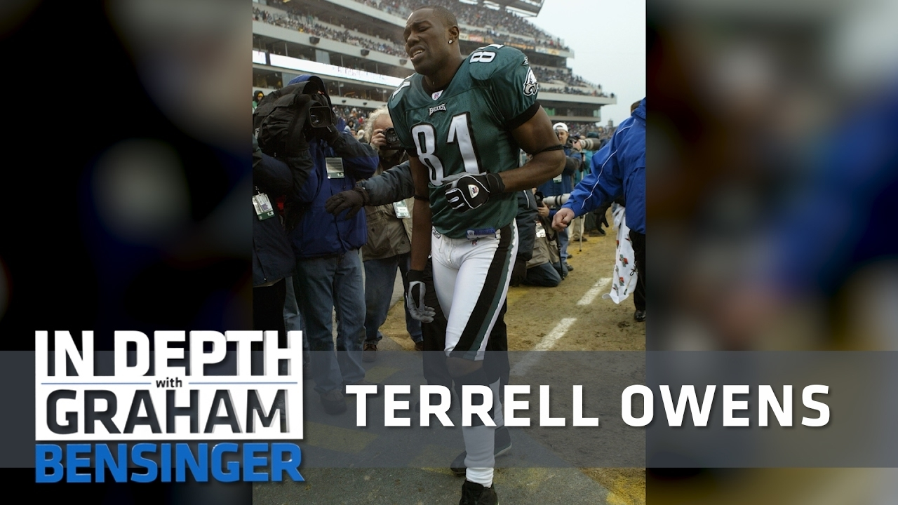 Terrell Owens: I Risked Career To Play In Super Bowl for Terrell Owens Super Bowl
