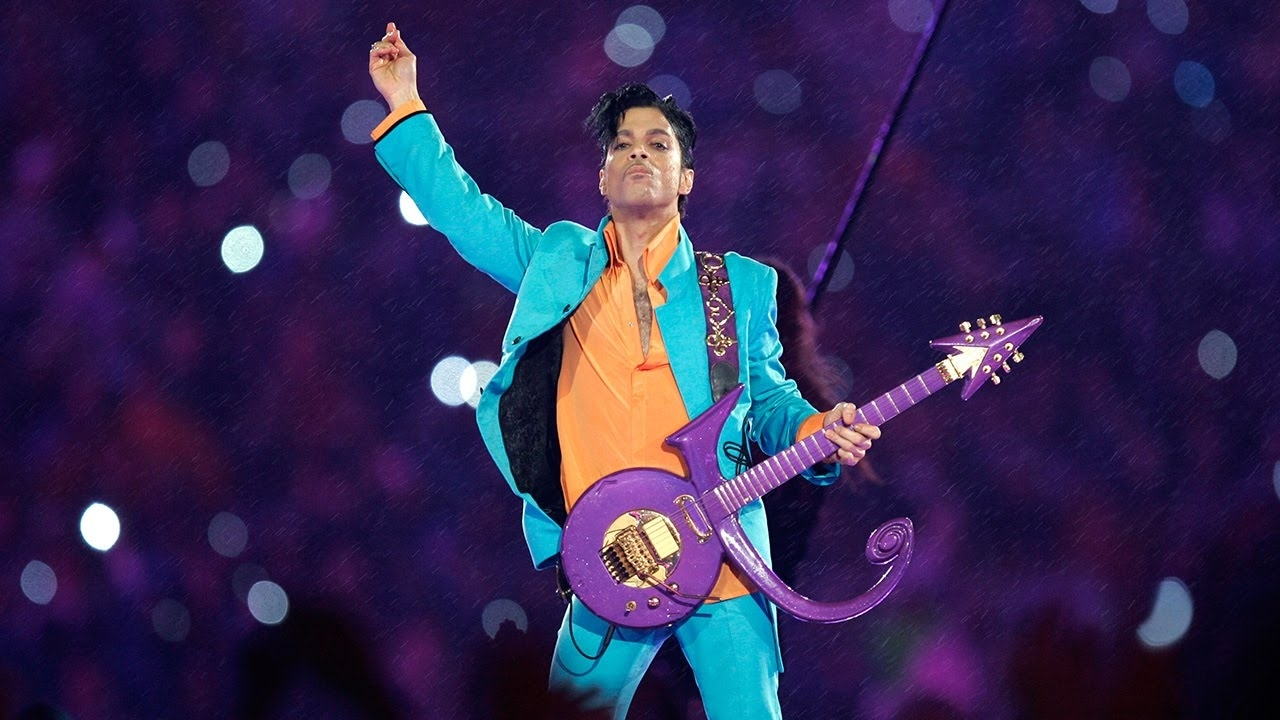"That Time Prince Performed ""Purple Rain"" During Downpour At with regard to Purple Rain Super Bowl"
