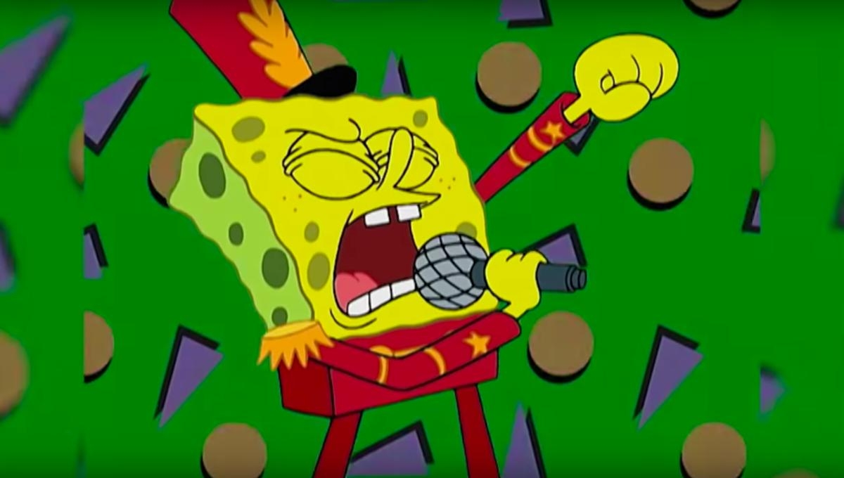 That's Right - They Just Introduced Spongebob's 'sweet pertaining to Spongebob Squarepants Sweet Victory