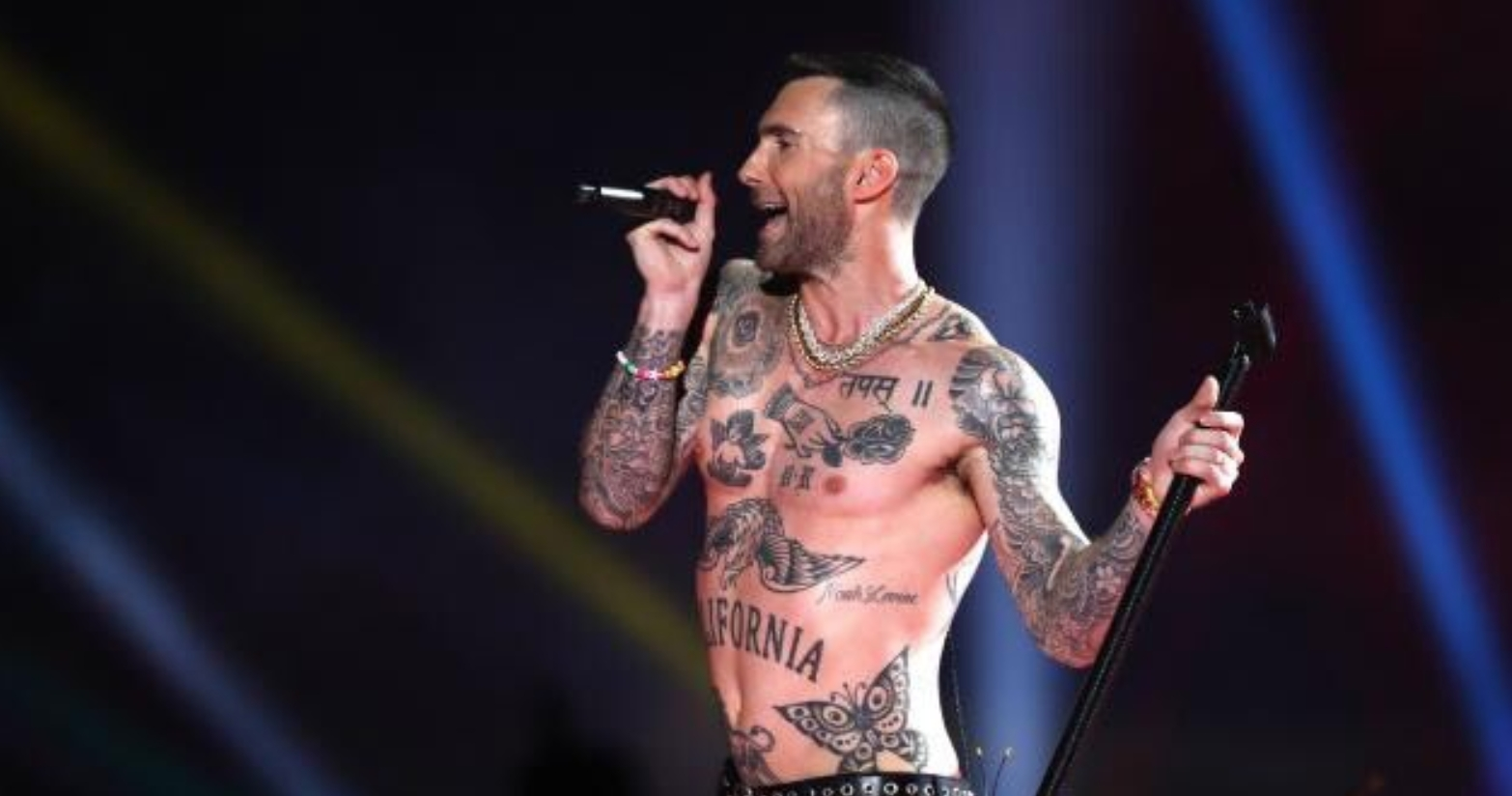 The 2019 Super Bowl Halftime Show Was As Tragic As Adam intended for Adam Levine Super Bowl 2019