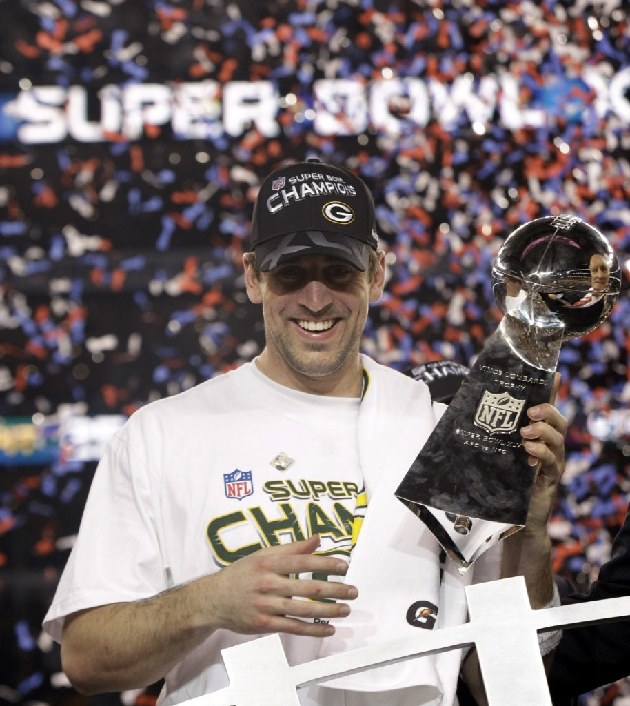 The Big Cheese: Aaron Rodgers Mvp As Green Bay Packers for Aaron Rodgers Super Bowl
