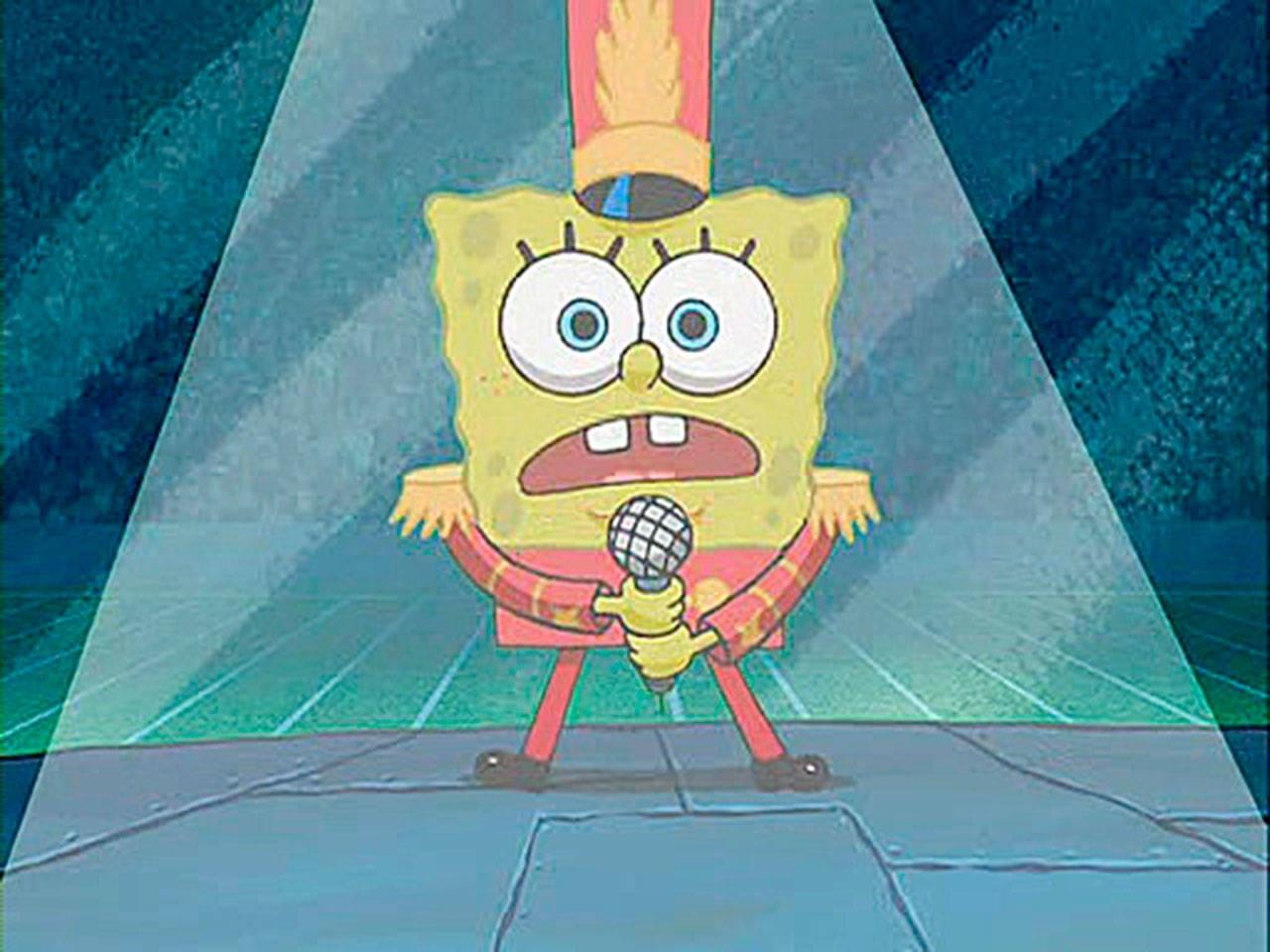 The Bigger Winner Of The Super Bowl? Spongebob Squarepants for Spongebob Squarepants Sweet Victory