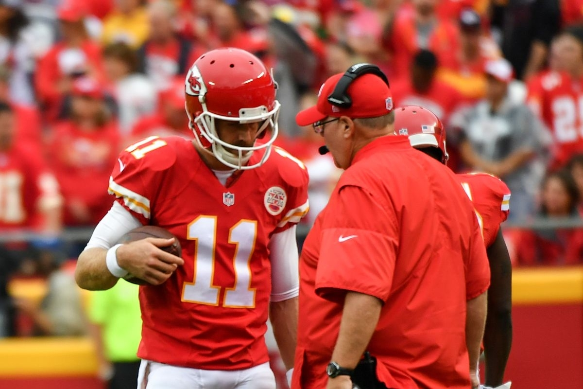 The Chiefs Are Good Enough To Give Andy Reid The Super Bowl in Andy Reid Super Bowl