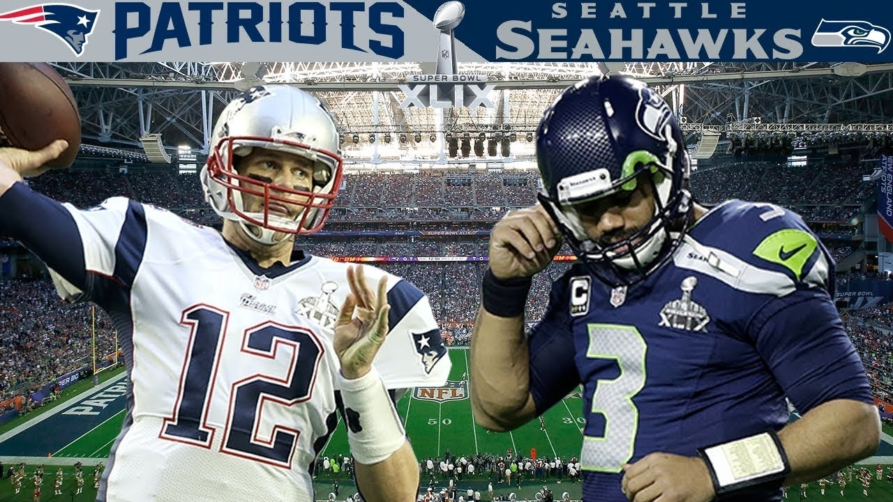 The Craziest Ending In Super Bowl History! (Patriots Vs. Seahawks, Super  Bowl 49) throughout Patriots Seahawks Super Bowl