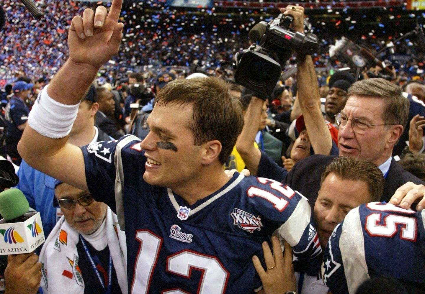 The First Patriots-Rams Super Bowl Was The One That Started with regard to Patriots First Super Bowl