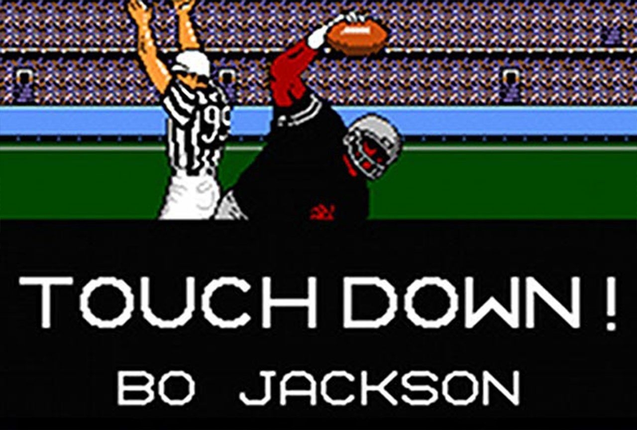 The Legend Of 'tecmo Super Bowl' - The Ringer for Tecmo Bowl Bo Jackson