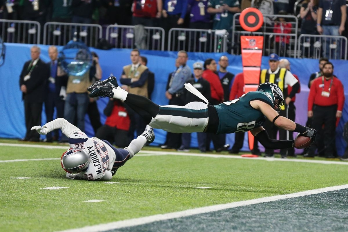 The Patriots And Eagles Gave Us The 2Nd Highest-Scoring for Highest Scoring Super Bowl
