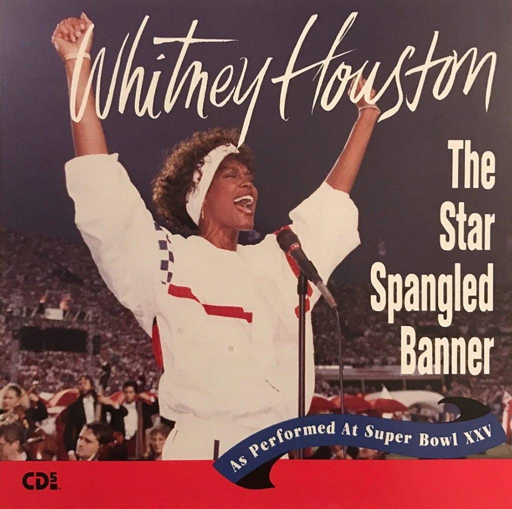 The Star Spangled Banner   Whitney Houston Official Site for Whitney Houston Super Bowl