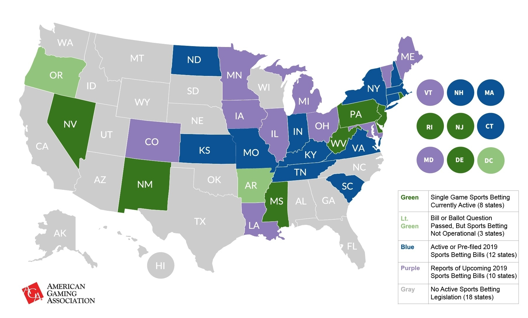 The States Where You Can Bet On The Super Bowl Legally with Super Bowl State Map