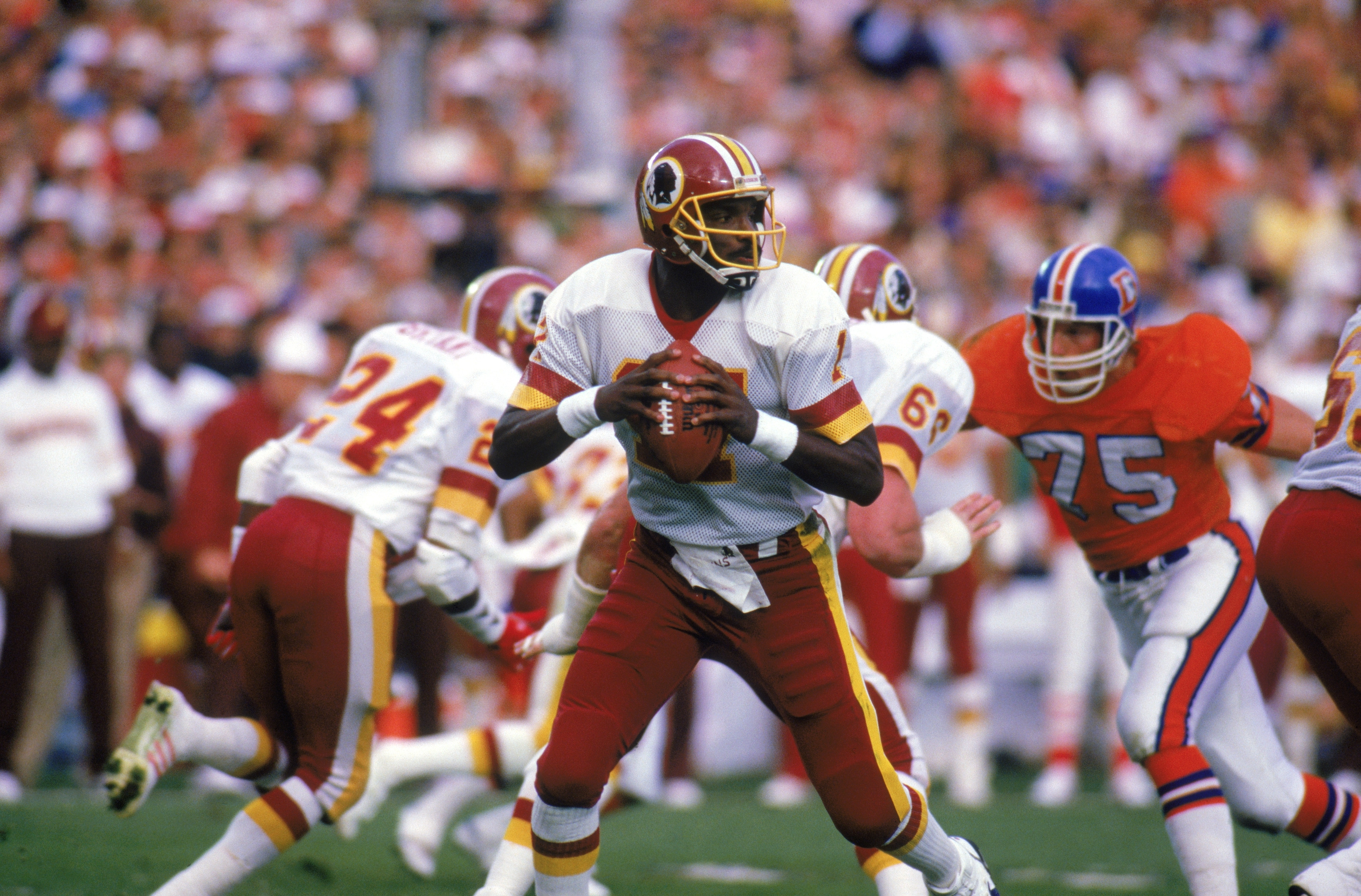 Thirty Years Later, Doug Williams' History Still Matters pertaining to Doug Williams Super Bowl