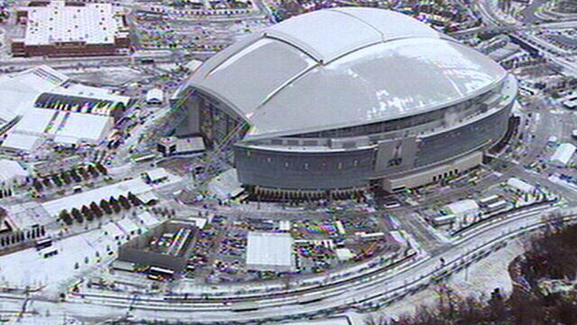 This Day In Dfw History: Super Bowl Xlv At Cowboys Stadium inside Dallas Super Bowl Seating Problems