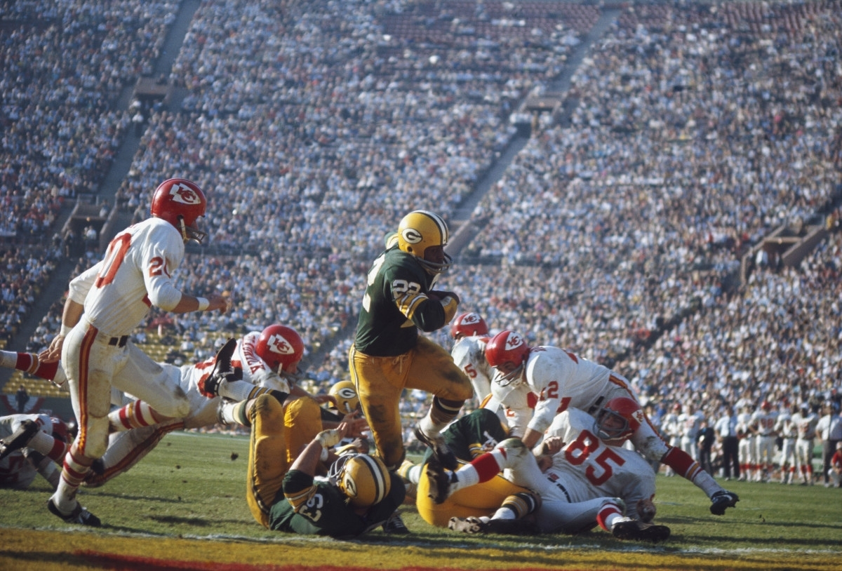 This Day In History: 01/15/1967 - First Super Bowl throughout The First Super Bowl