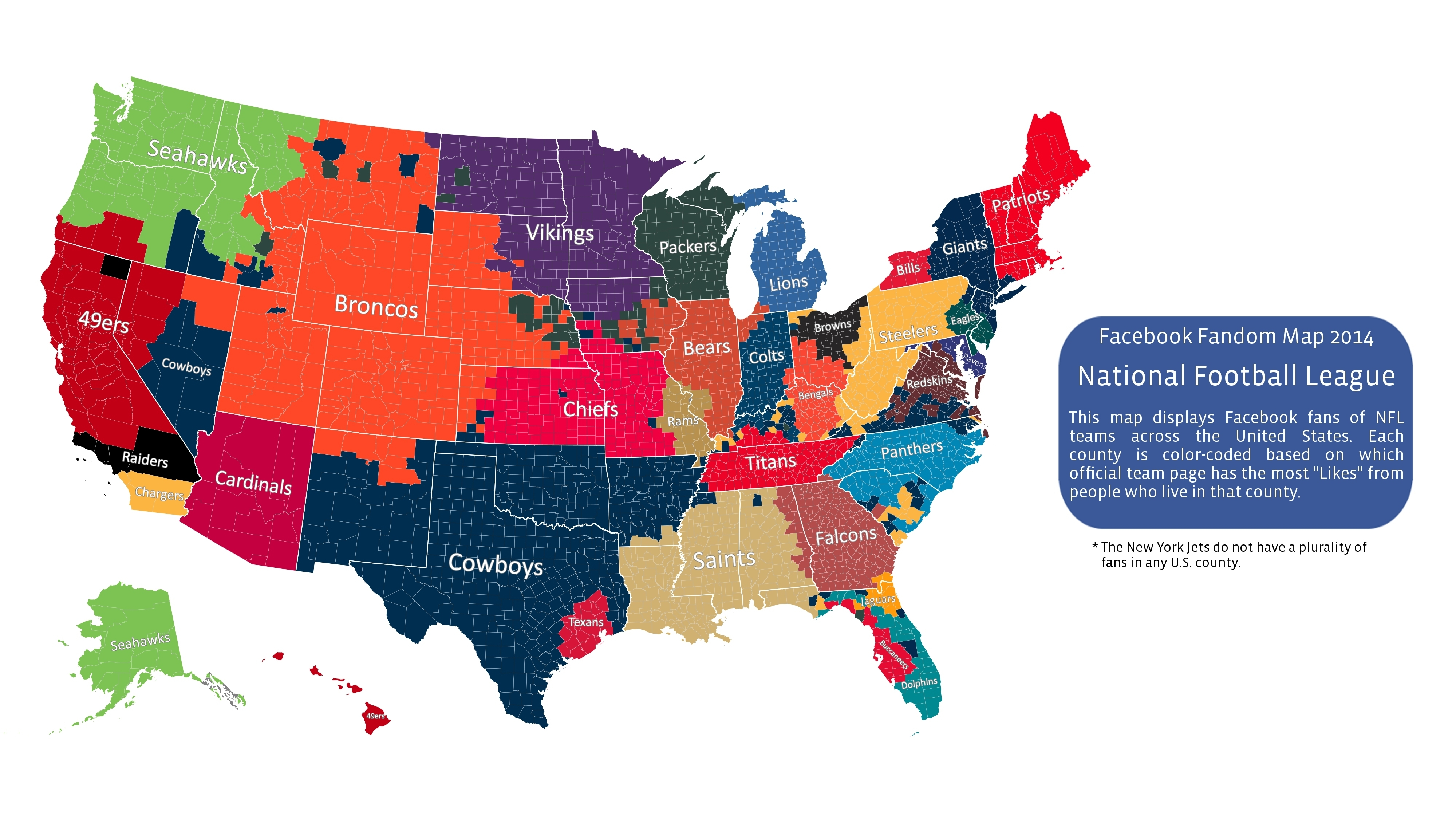 This Is Where You Can Find Your Fellow Nfl Team Fans throughout Super Bowl Fan Map 2019