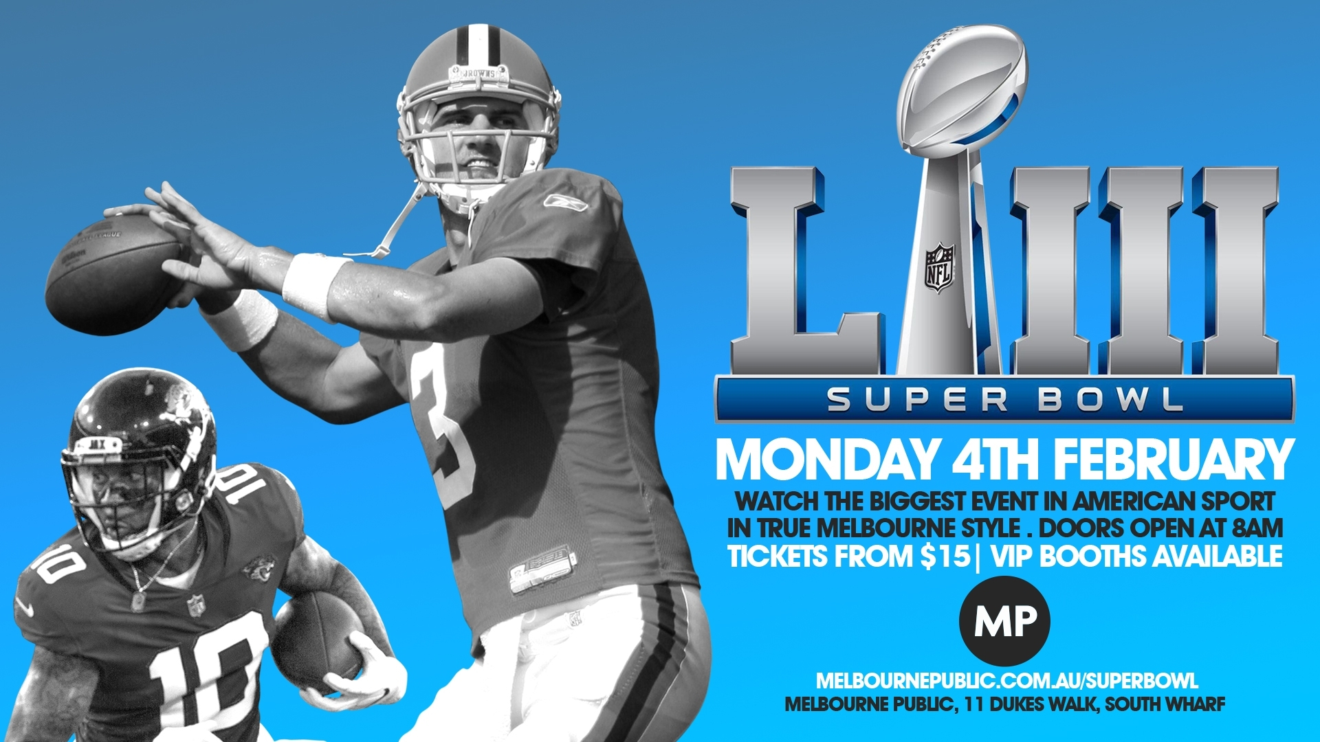 Tickets For Super Bowl 2019 In South Wharf From Ticketbooth with Super Bowl 2019 Tickets