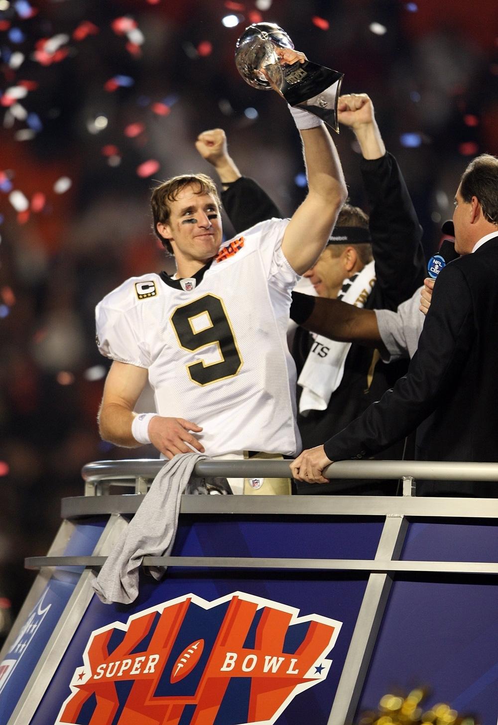 Timeline | Saints 50 inside Saints Last Super Bowl