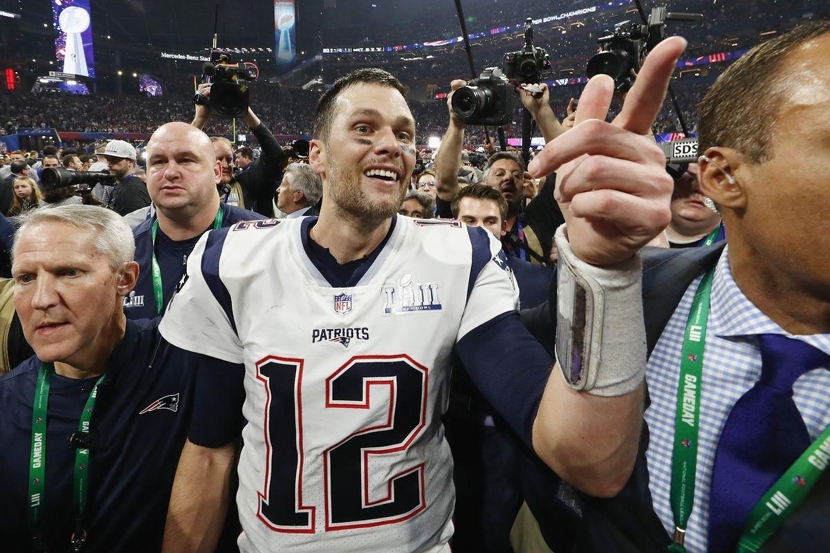Tom Brady Dominates The Super Bowl Record Book - Sbnation inside Tom Brady Super Bowl
