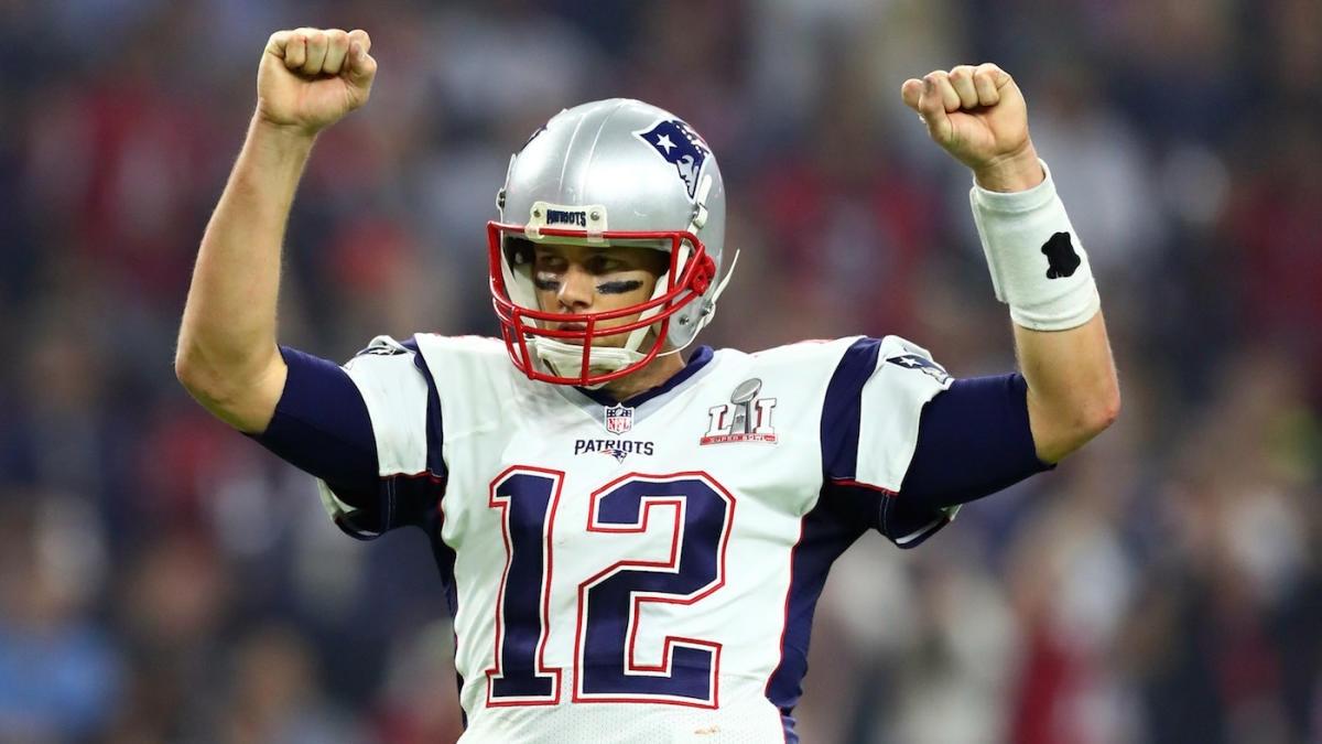 Tom Brady In Super Bowl 2019: Quarterback's History, Rings intended for Tom Brady Super Bowl 2019