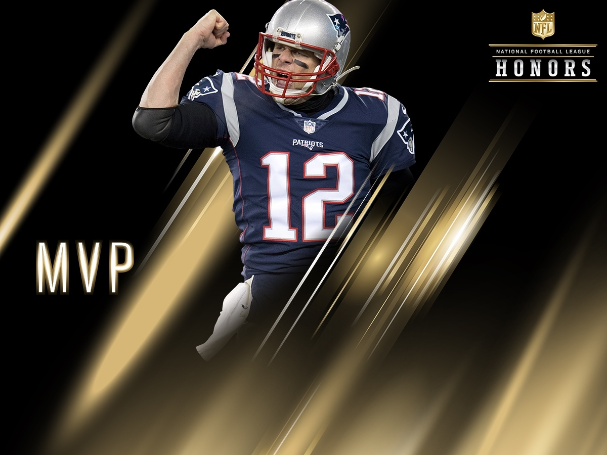 Tom Brady Named Nfl's Mvp For Third Time Of Career - Nfl regarding Nfl Super Bowl Mvp Vote 2018