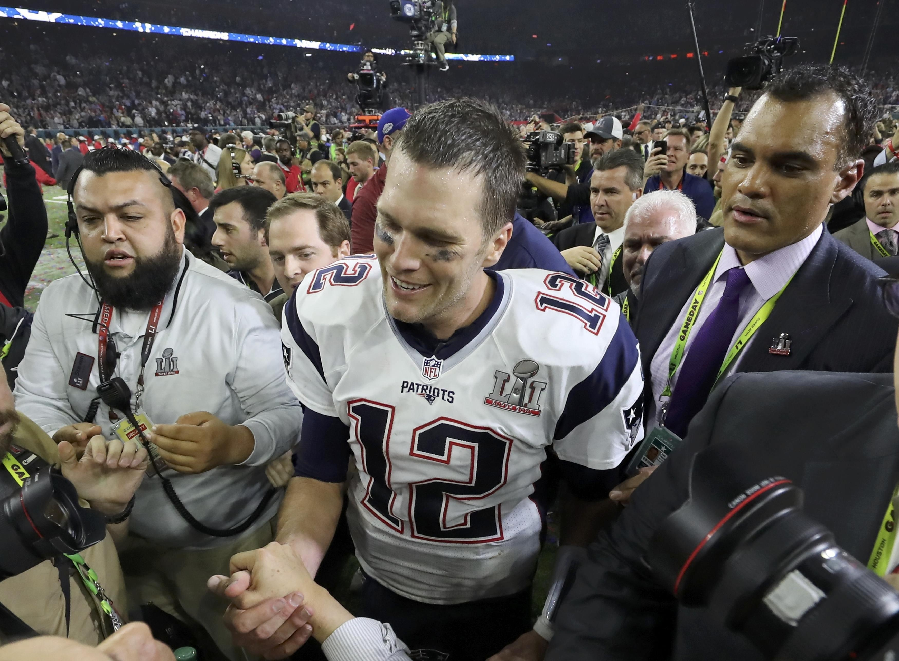 Tom Brady Says His Super Bowl Li Jersey Missing, Likely for Cbs Super Bowl Mvp Vote