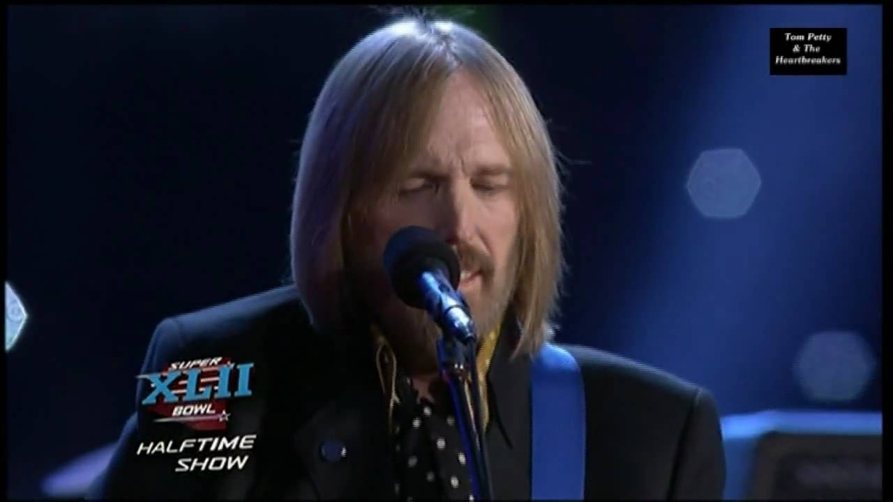 Tom Petty & The Heartbreakers - Free Fallin' (Live 2008) Hd 0815007 with Tom Petty Super Bowl