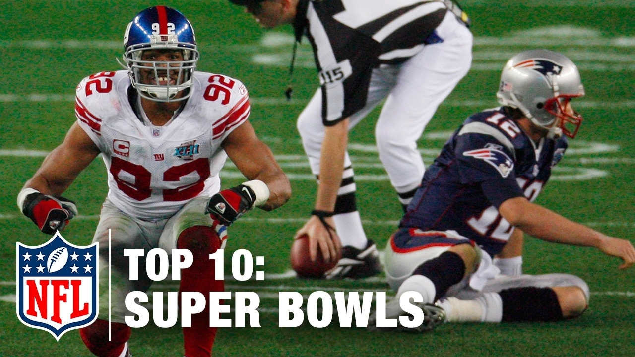 Top 10 Super Bowls Of All Time | Nfl Now throughout Last 10 Super Bowls
