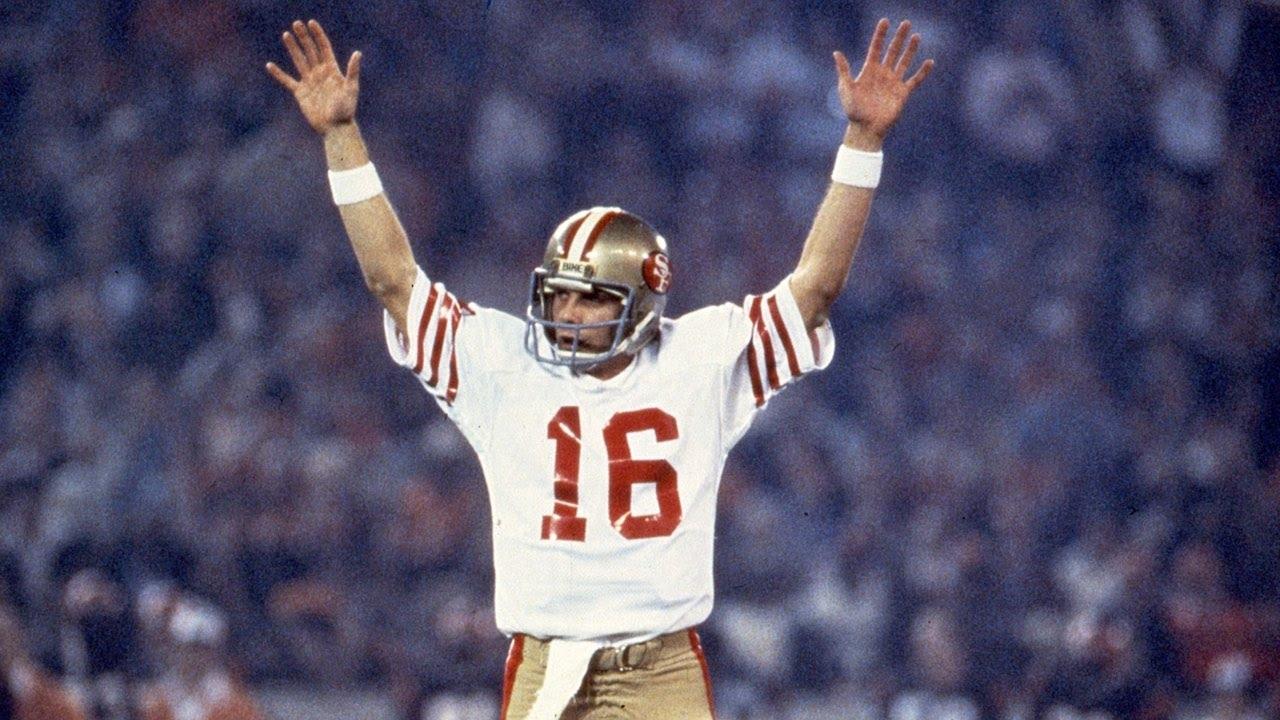 Top 5 Joe Montana Highlights | Nfl Highlights for Joe Montana Super Bowl